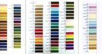 Sew Fine Color Chart