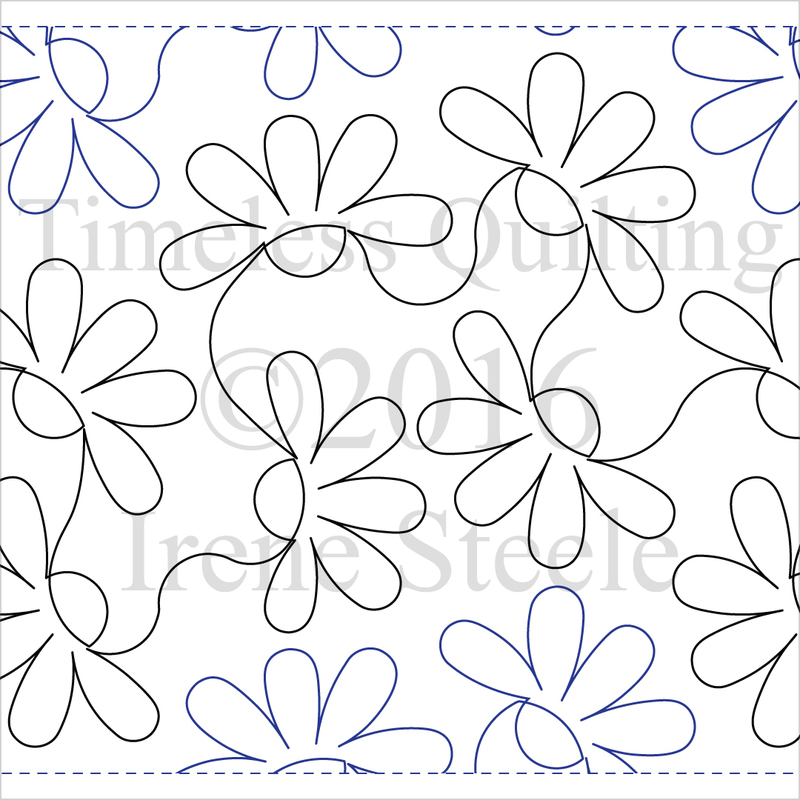 Daisy Chain | Kingsmen Quilting Supply : kingsmen quilting supply - Adamdwight.com